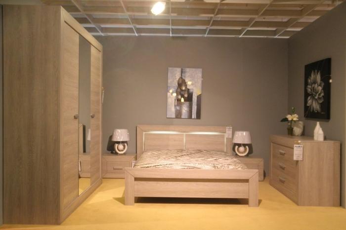 Venez voir nos nouvelles chambres coucher meubles meyer - Meubles chambre a coucher ...
