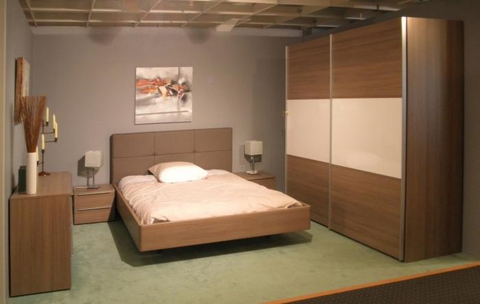 Venez voir nos nouvelles chambres coucher meubles meyer - Meuble salle a coucher ...