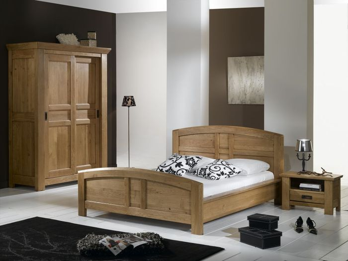 Chambre Coucher Rustique Chne. Chambre Figaro With Chambre Coucher ...