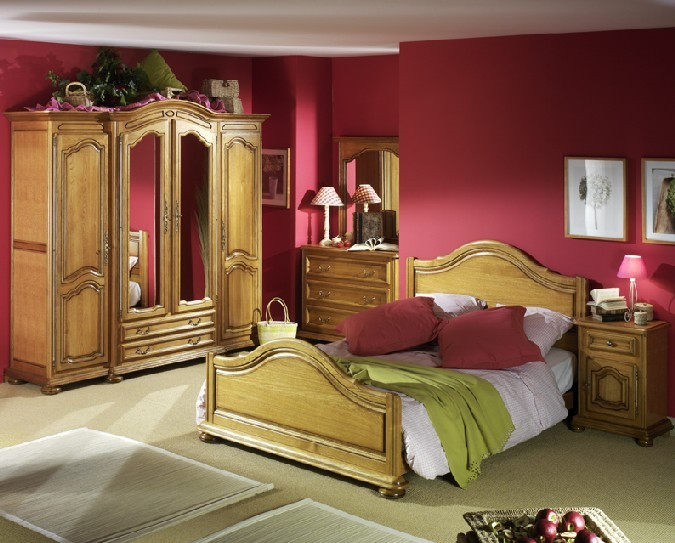 chambres adultes brocantes et stylis es meubles meyer. Black Bedroom Furniture Sets. Home Design Ideas