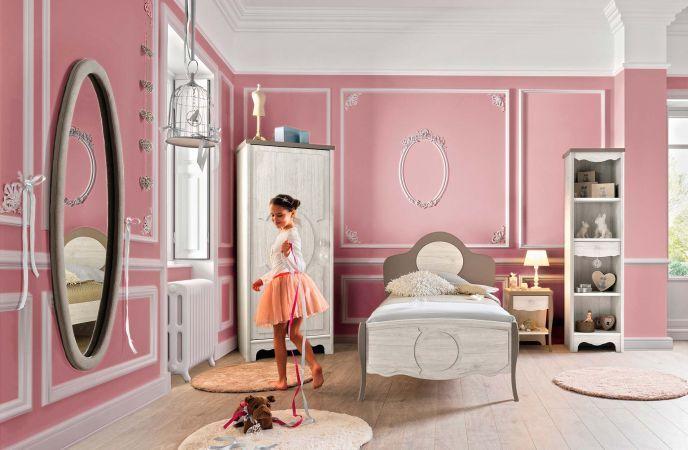 pieds biches parisot romance crus romantique princesse plus - Chambre Princesse Ado