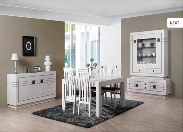 meuble meyer affordable salle manger en bois meubles de repas meubles bois massif for meuble. Black Bedroom Furniture Sets. Home Design Ideas