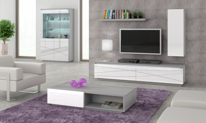 beautiful santarossa meuble tv images. Black Bedroom Furniture Sets. Home Design Ideas